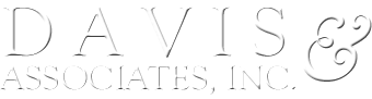 [LOGO] Davis and Associates, Inc.
